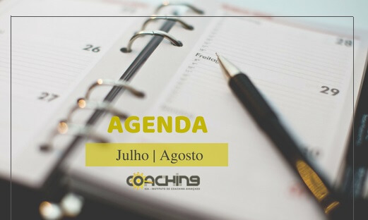 AGENDA ICA Coaching Julho | Agosto