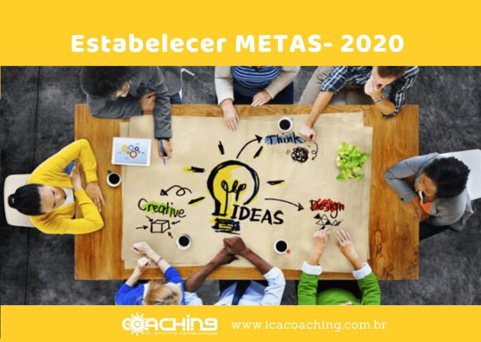 Estabelecer METAS- 2020