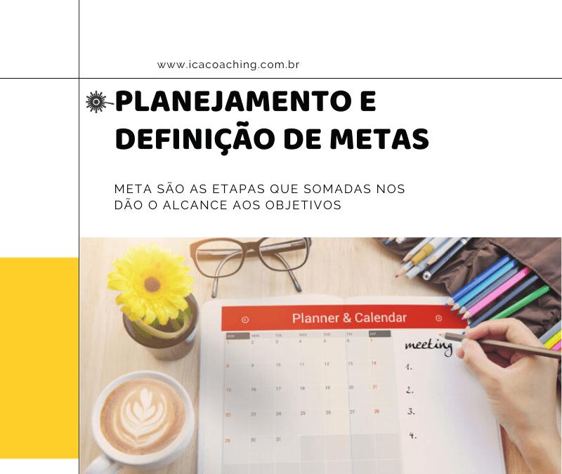 Planejamento e Definição de Metas
